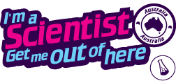 I'm A Scientist... Logo