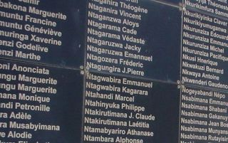 Kigali Genocide Memorial - Picture by Martin Leach
